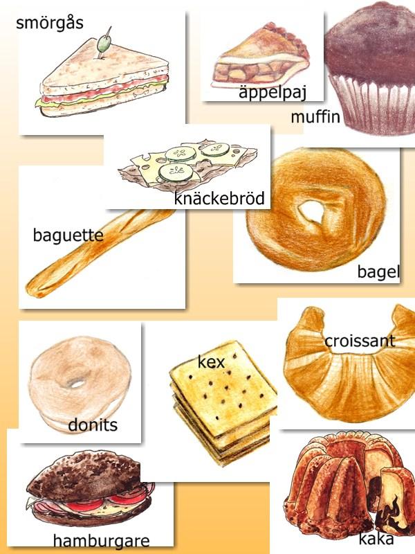 Study in sweden bread