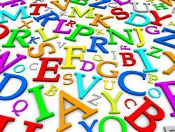 P Alphabet Wallpaper In 3d Lyssna genom att klicka på bokstäverna eller orden.